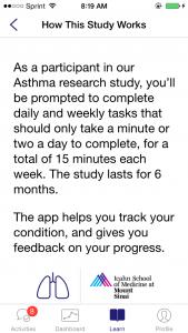 Asthma App -1