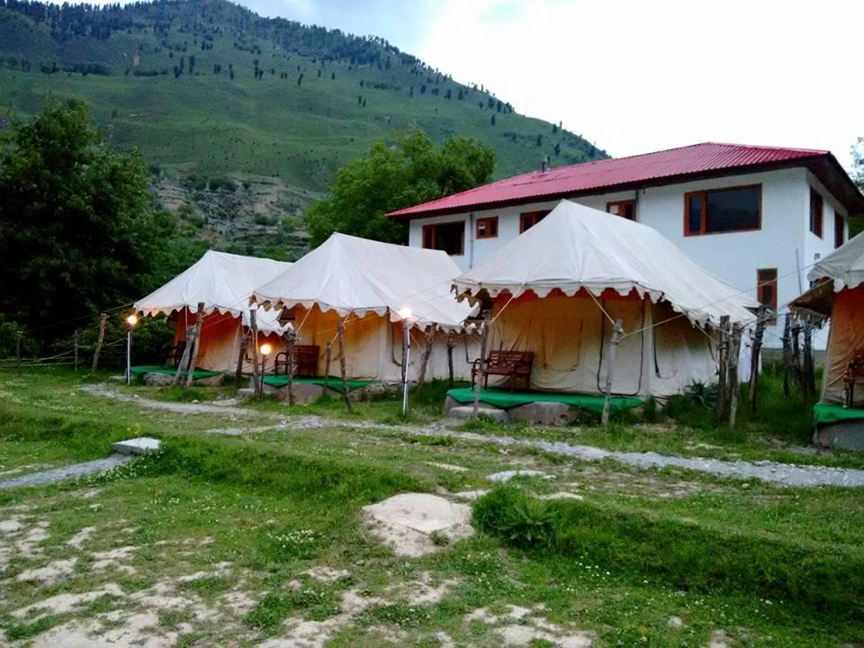 kulan camp site